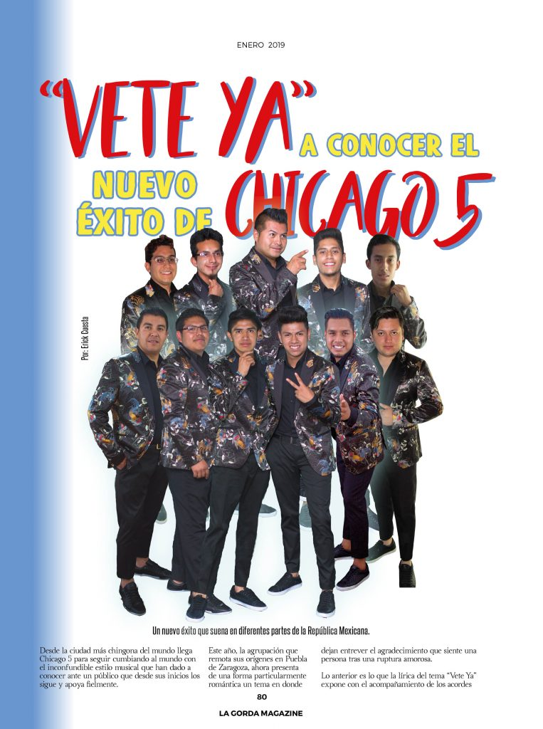 "Chicago 5, ""Vete Ya"""