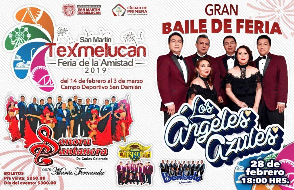 Feria de la Amistad, Texmelucan 2019