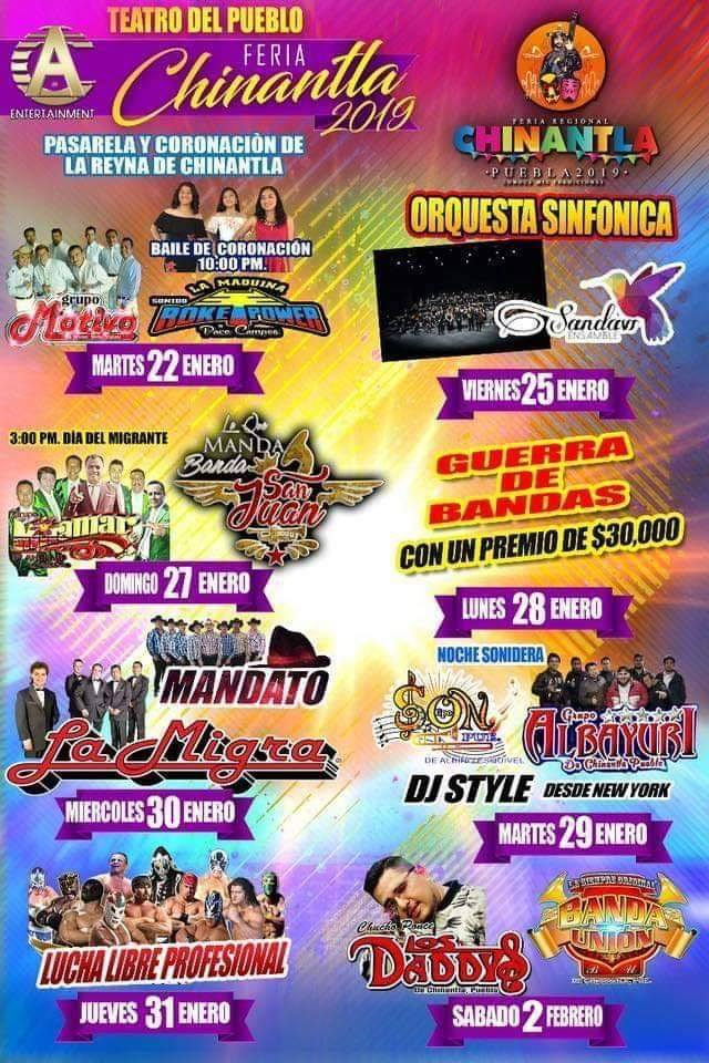 Feria Regional Chinantla 2019