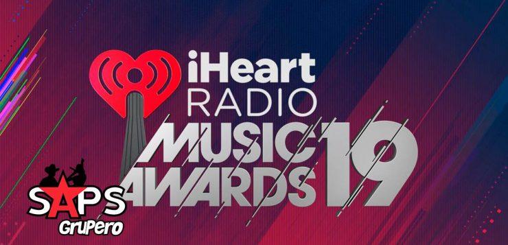 iHeartRadio Music Awards 2019, nominados