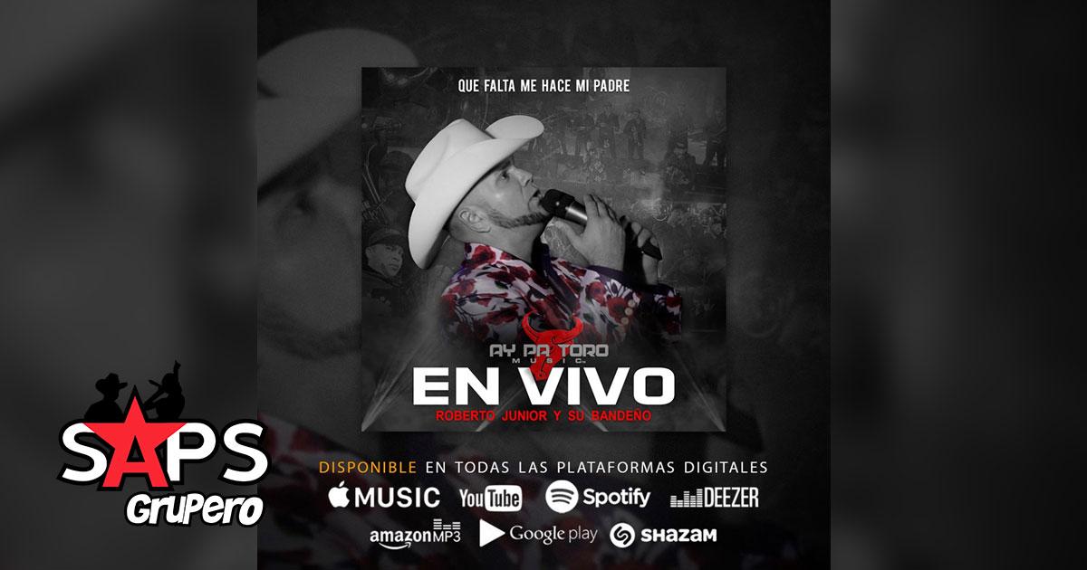 Roberto Junior, nuevo disco
