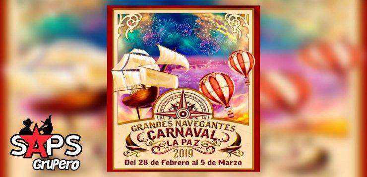 Carnaval La Paz, Cartelera Oficial