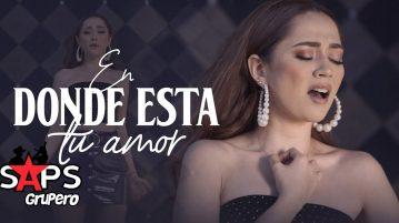 Carolina Ross, EN DONDE ESTÁ TU AMOR