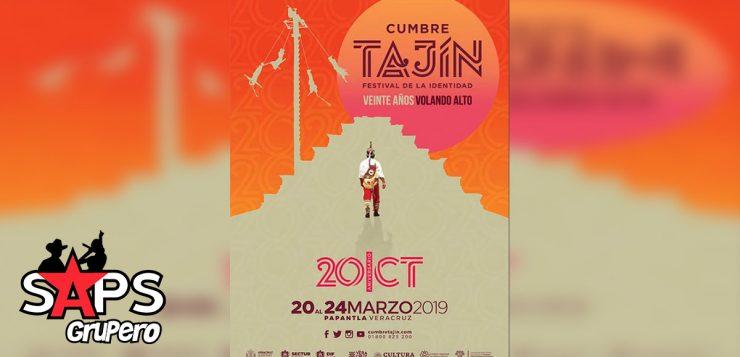 Cumbre Tajín 2019, Cartelera Oficial