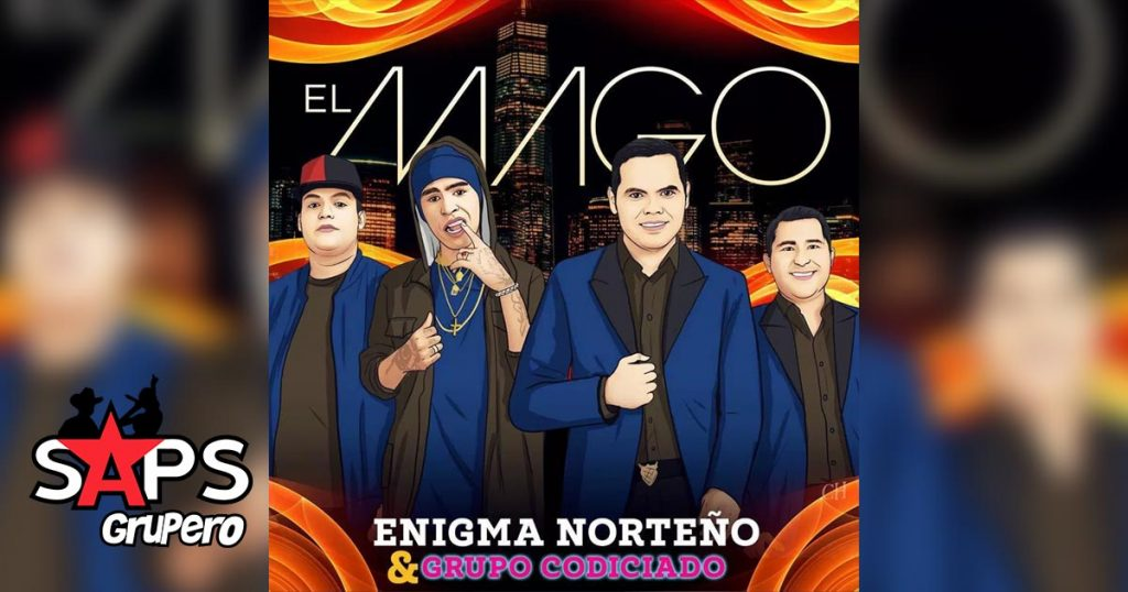 Enigma Norteño, Grupo Codiciado, EL MAGO