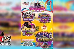 Feria San Juan Pajapan, Cartelera Oficial