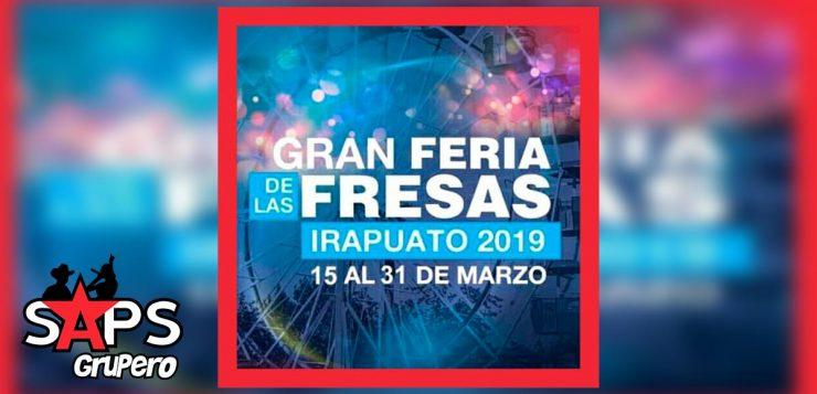 Feria de las Fresas 2019, Cartelera Oficial
