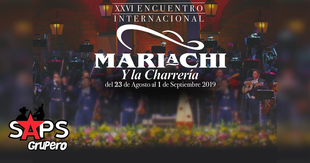 Festival Internacional del Mariachi, Cartelera Oficial