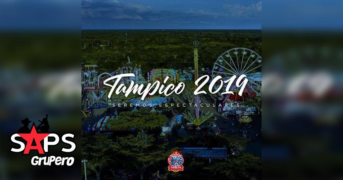Fiestas de Abril Tampico 2019, Cartelera Oficial