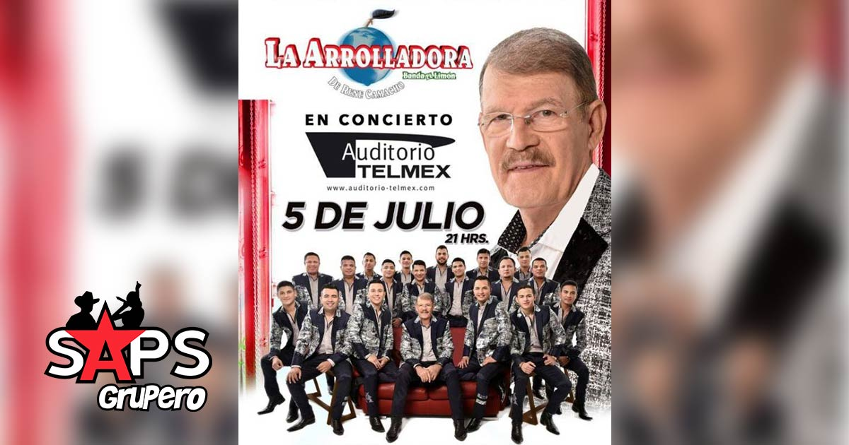 La Arrolladora Banda El Limón, Guadalajara