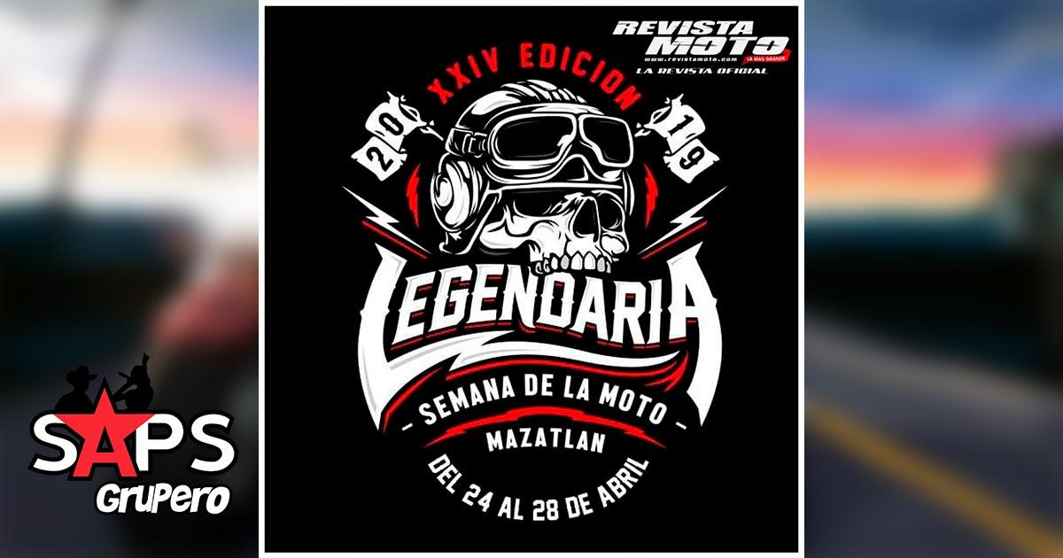 Legendaria Semana de la Moto, Mazatlán