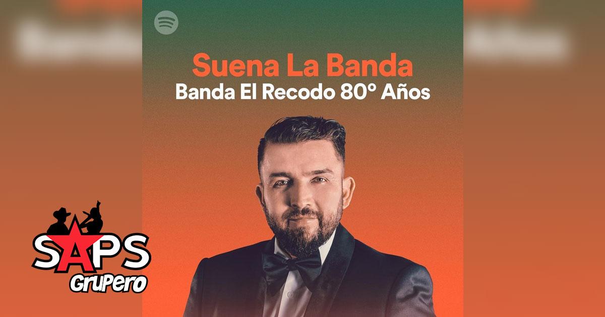 Banda El Recodo, Spotify