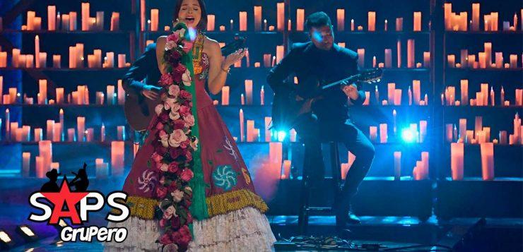 Ángela Aguilar, Grammy, la llorona