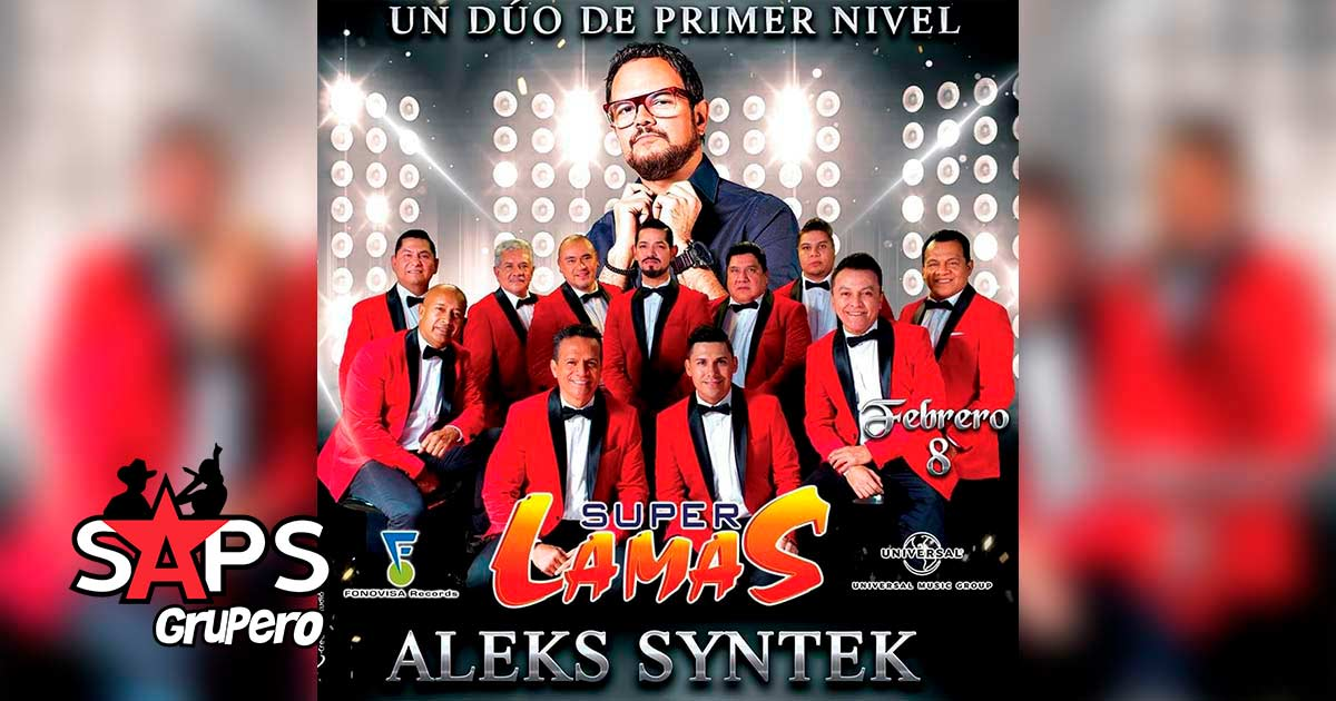 corazones invencibles, super lamas, Aleks Syntek