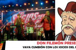 Don Filemón - Los Socios del Ritmo