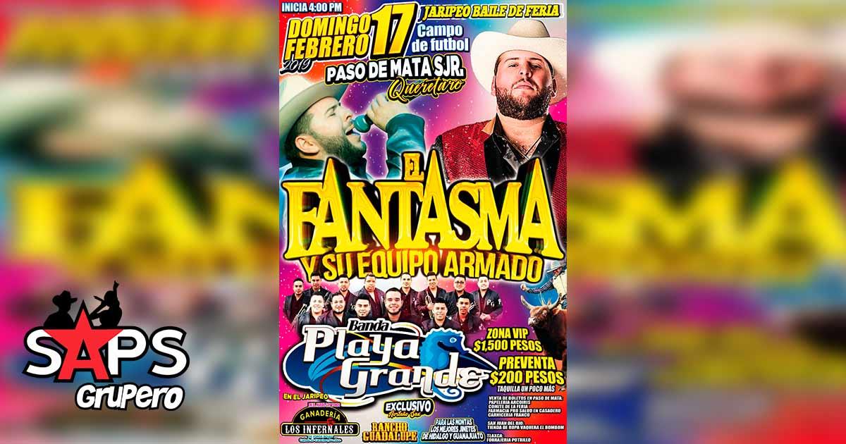 Gran jaripeo baile de feria en Paso de Matas Jr  Querétaro