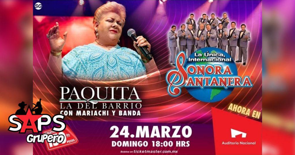 Sonora Santanera - Paquita la del Barrio