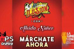 AARÓN Y SU GRUPO ILUSIÓN, ALEIDA NUÑEZ, MÁRCHATE AHORA