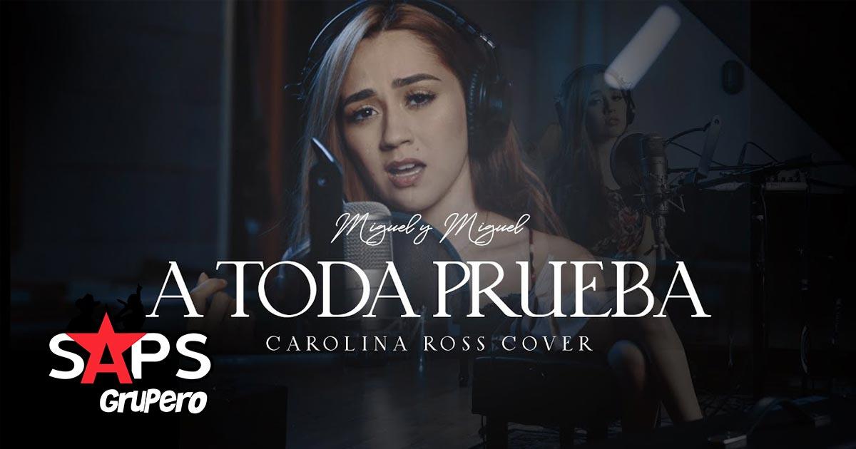 CAROLINA ROSS, A TODA PRUEBA