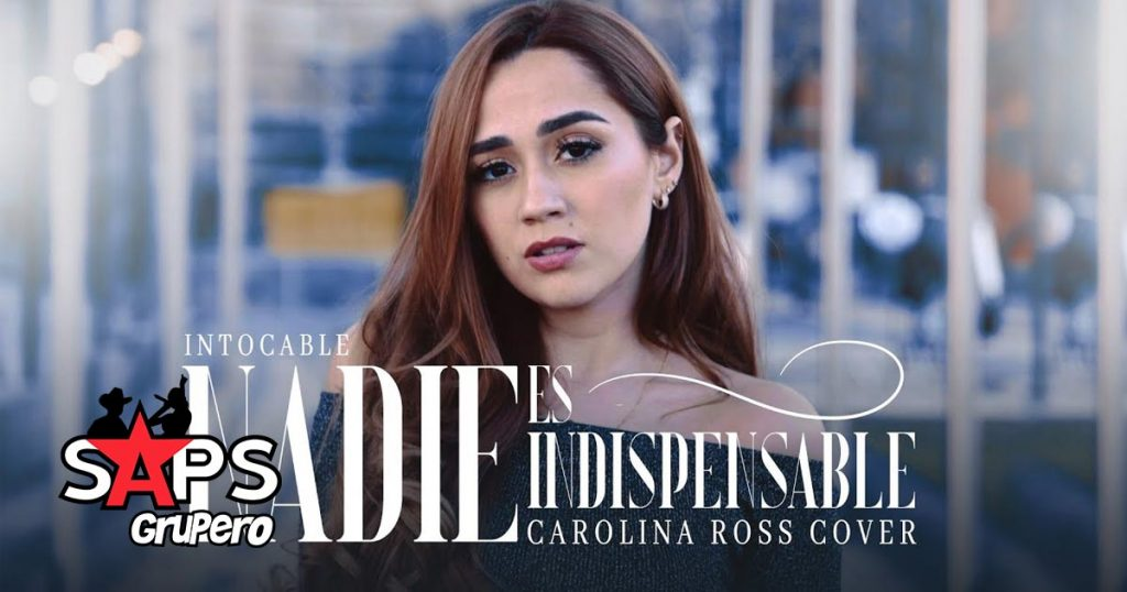 CAROLINA ROSS, NADIE ES INDISPENSABLE
