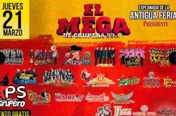 El Mega de Grupera 93.1 FM