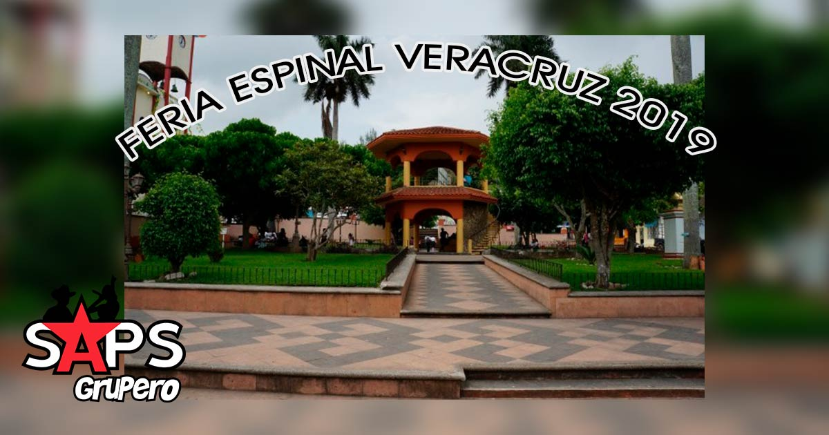 Feria Espinal Veracruz 2019, Cartelera Artística