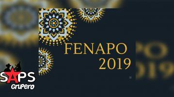 Feria Nacional Potosina 2019, Cartelera Oficial
