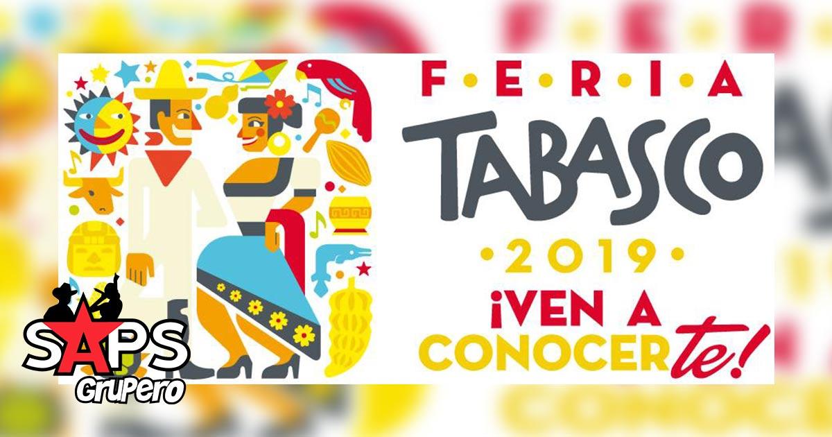 Feria Tabasco 2019, Cartelera Oficial