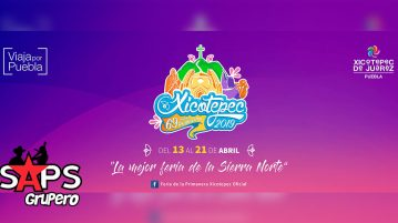 Feria de Primavera Xicotepec 2019, Cartelera Oficial