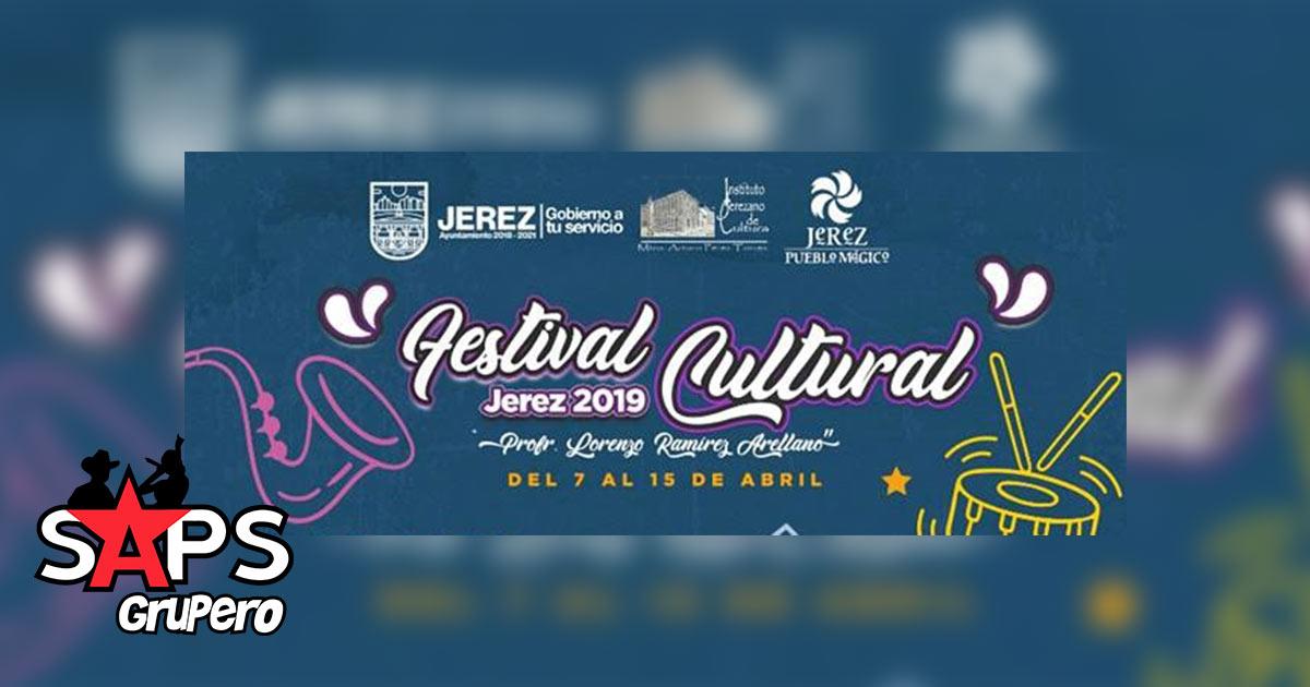 "Festival Cultural ""Prof. Lorenzo Ramírez Arellano"", Cartelera Oficial"