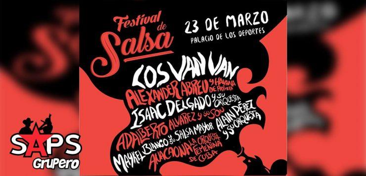 Festival de Salsa, Palacio de los Deportes