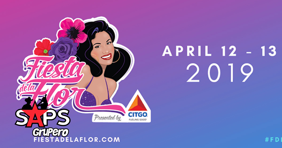 Festival Fiesta de La Flor 2019