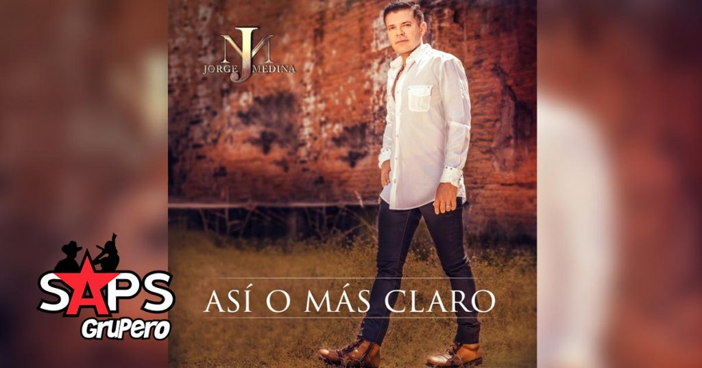 Jorge Medina, ASÍ O MÁS CLARO