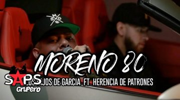 Los Hijos de García, Herencia de Patrones, MORENO 80