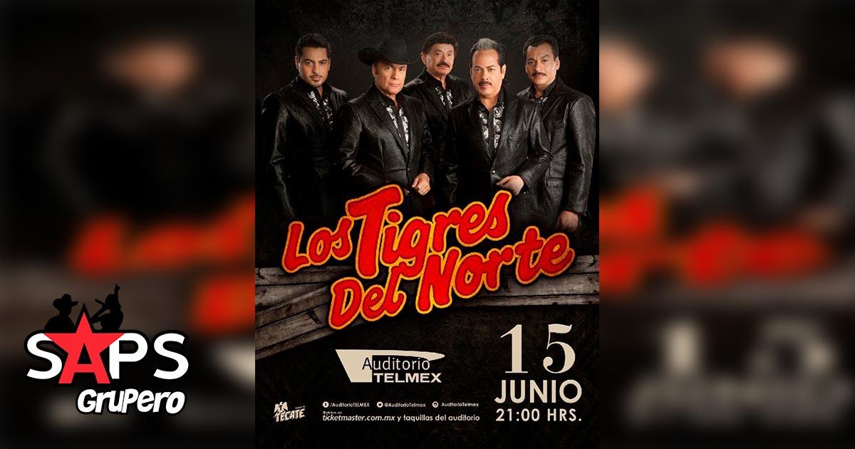 Los Tigres del Norte, Auditorio Telmex