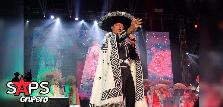 Pedro Fernández triunfa en Monterrey con su 40 Aniversario Tour