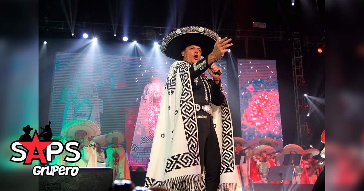 Pedro Fernández, Arena Monterrey