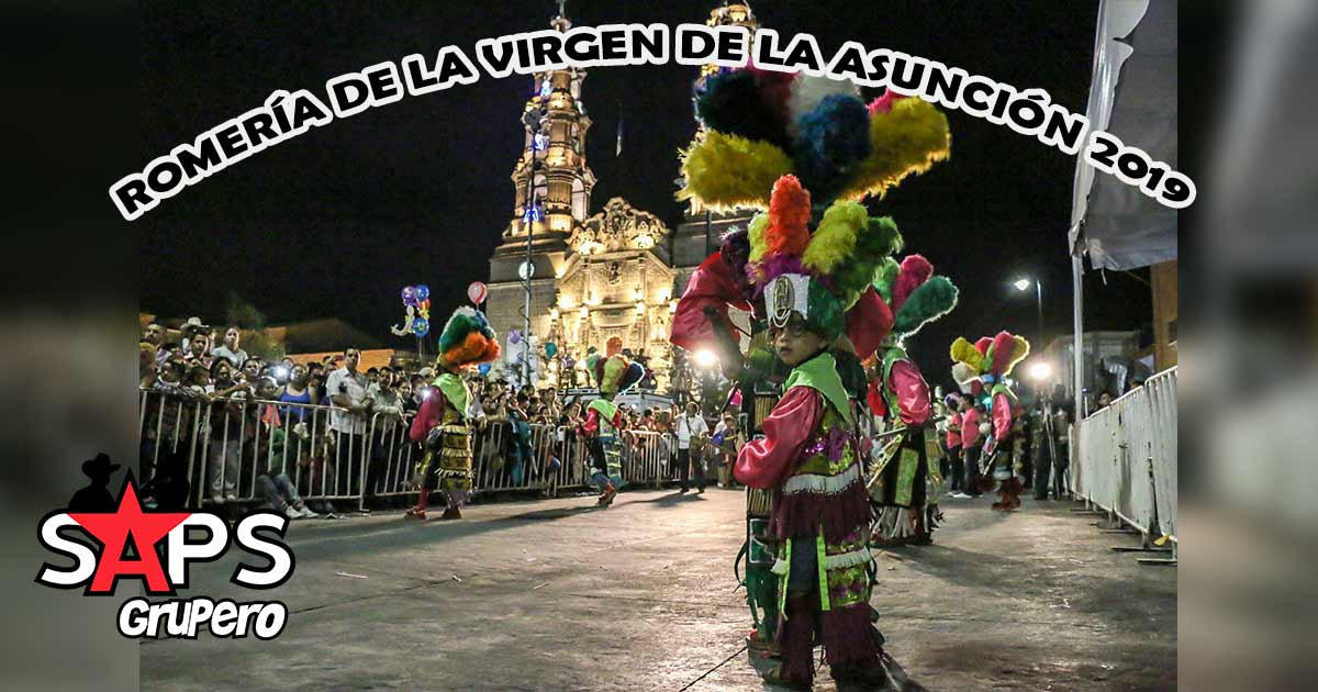 Romería de la Virgen de la Asunción, 2019, Cartelera Oficial