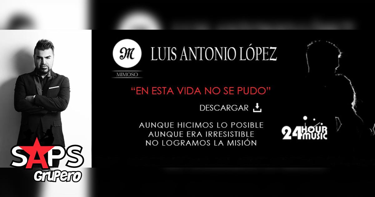Luis Antonio López El Mimoso