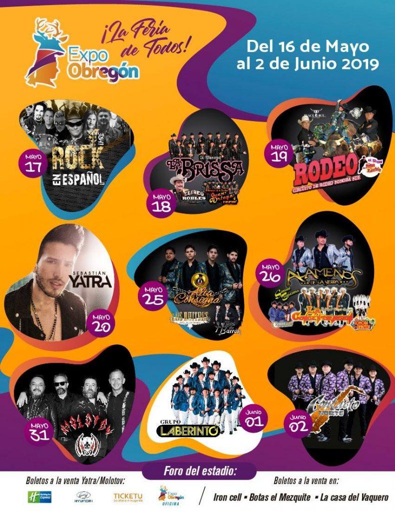 Expo Obregon