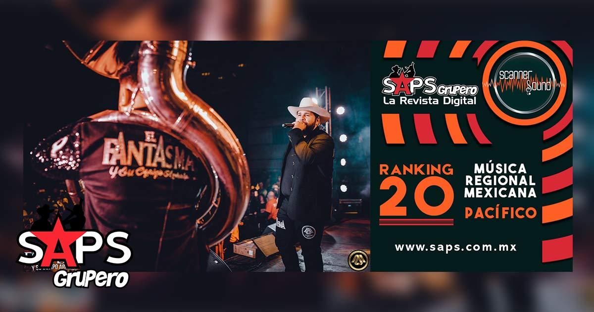 Top 20, Pacifico