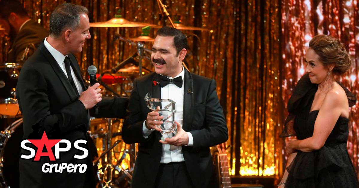 Premios Latinos BMI 2019, Mario Quintero