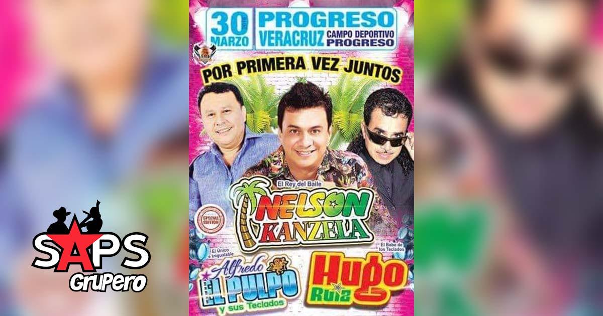 Tecladistas, nelson kanzela, alfredo el pulpo de los teclados, Hugo Ruiz