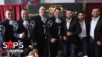 Banda El Recodo. Mariachi Vargas de Tecalitlán