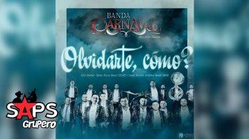 OLVIDARTE, CÓMO?, BANDA CARNAVAL
