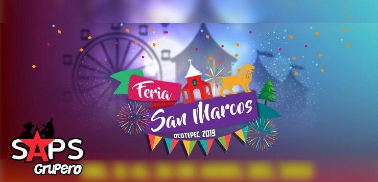 Feria San Marcos Ocotepec 2019, Cartelera Oficial