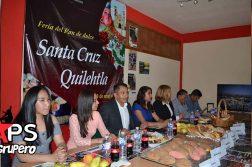 Feria del Pan de Dulce Quilehtla
