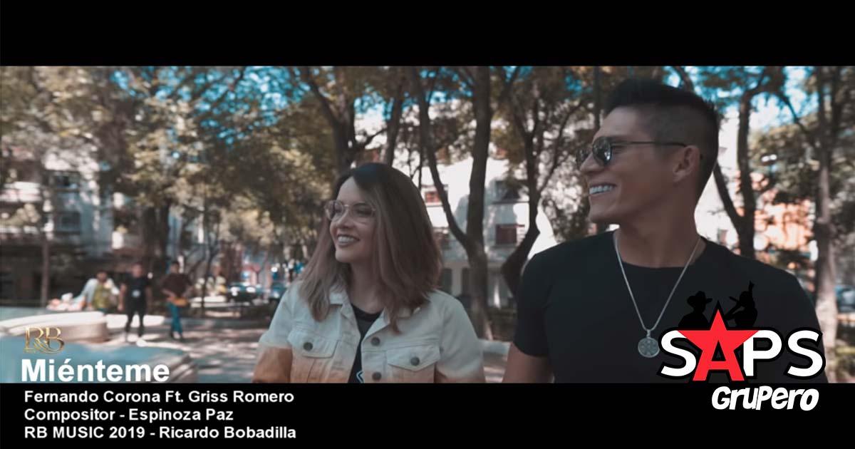 FERNANDO CORONA, GRISS ROMERO, MIÉNTEME