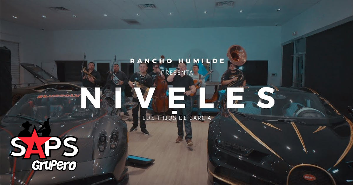 LOS HIJOS DE GARCÍA, NIVELES