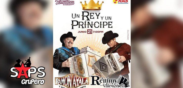 Remmy Valenzuela, Ramón Ayala